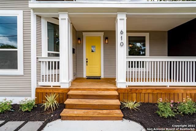 610 Saint James, San Antonio, TX 78202 (MLS #1557681) :: The Glover Homes & Land Group