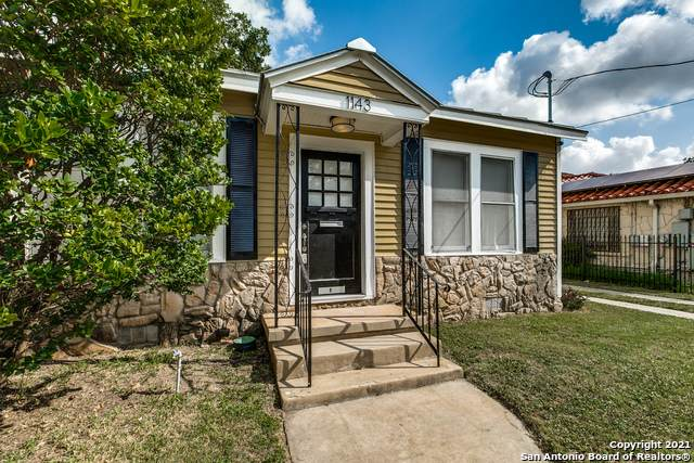 1143 Gibbs, San Antonio, TX 78202 (MLS #1558063) :: The Glover Homes & Land Group