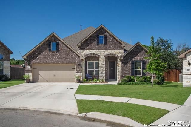 115 Arbor Woods, Boerne, TX 78006 (MLS #1558608) :: The Gradiz Group
