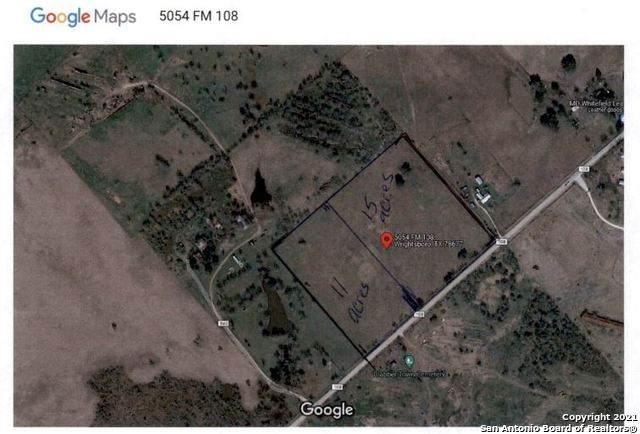 TRACT 1-5054 N Fm 108, Wrightsboro, TX 78677 (MLS #1558635) :: Monteza Real Estate Group