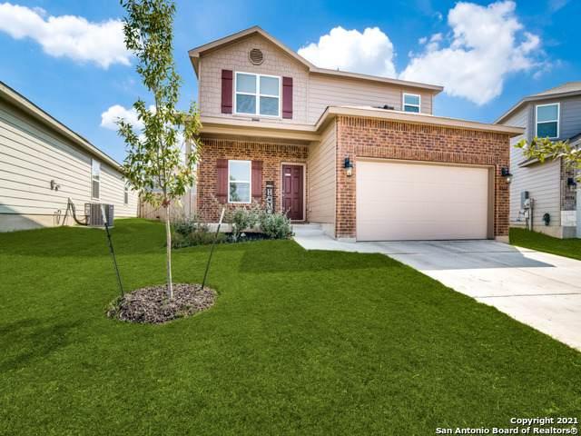 4502 Heathers Rose, St Hedwig, TX 78152 (MLS #1558747) :: Exquisite Properties, LLC