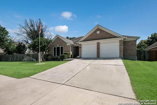 468 Timber Hollow, New Braunfels, TX 78132 (MLS #1558930) :: The Gradiz Group