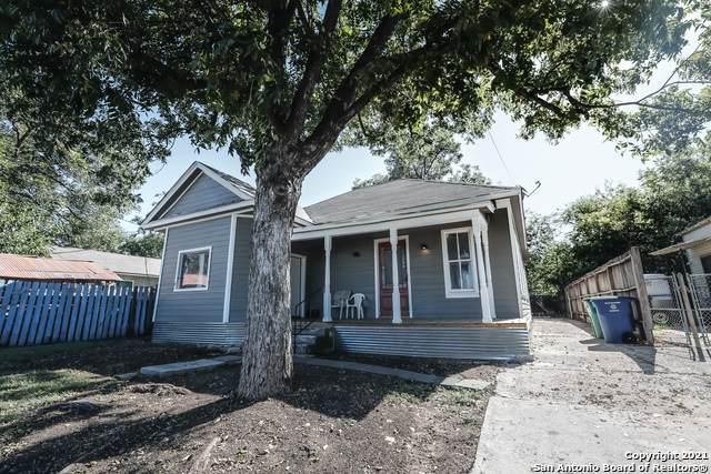 656 N San Ignacio Ave, San Antonio, TX 78228 (MLS #1559406) :: The Lopez Group