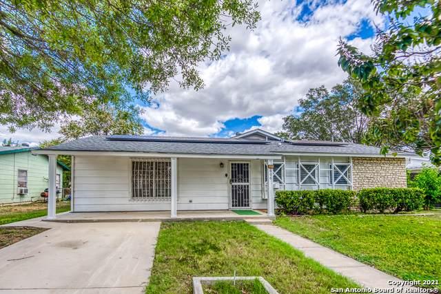 606 Knotty Knoll St, San Antonio, TX 78219 (MLS #1559857) :: The Lopez Group