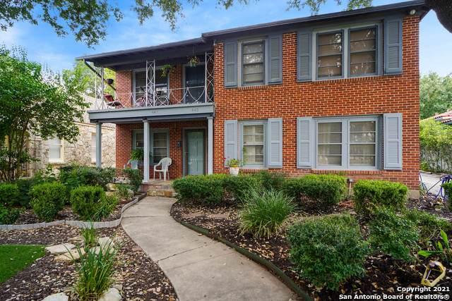 445 Club Dr, San Antonio, TX 78201 (MLS #1560202) :: The Rise Property Group