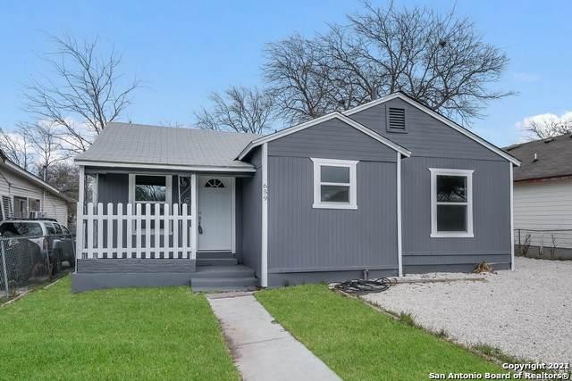 659 W Olmos Dr, San Antonio, TX 78212 (MLS #1560283) :: The Real Estate Jesus Team