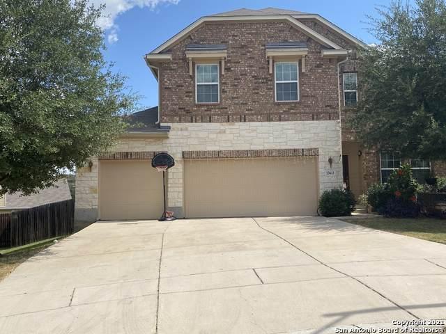 13613 Welsford, San Antonio, TX 78233 (MLS #1560372) :: EXP Realty