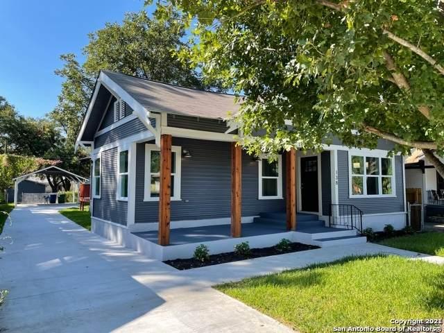 138 Felisa St, San Antonio, TX 78210 (MLS #1560483) :: Alexis Weigand Real Estate Group