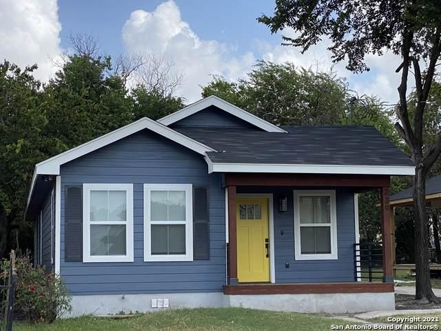 239 Porter St, San Antonio, TX 78210 (MLS #1560523) :: Phyllis Browning Company
