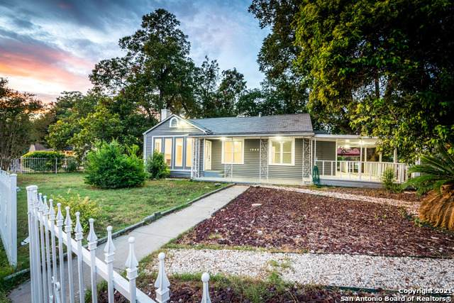 1843 Schley Ave, San Antonio, TX 78210 (MLS #1560557) :: Alexis Weigand Real Estate Group