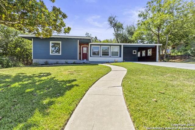 712 Rittiman Rd, Terrell Hills, TX 78209 (MLS #1560573) :: The Gradiz Group