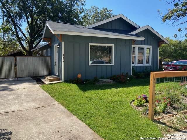 126 Groveland Pl, San Antonio, TX 78209 (MLS #1560638) :: Alexis Weigand Real Estate Group