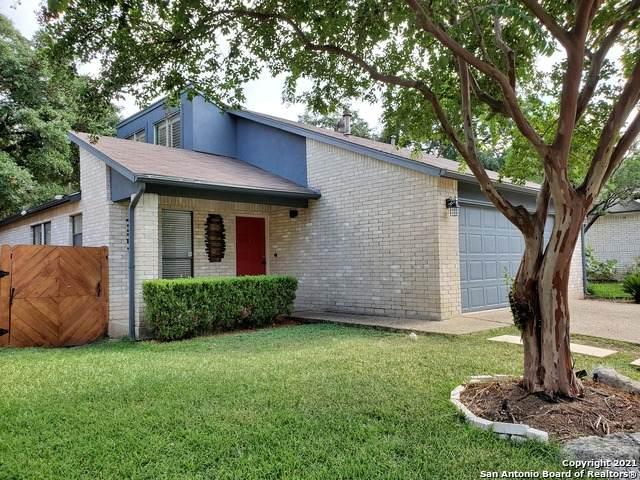 6408 Brookway Dr, San Antonio, TX 78240 (MLS #1560755) :: The Gradiz Group