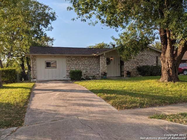 11903 Los Cerros St, San Antonio, TX 78233 (MLS #1560999) :: Beth Ann Falcon Real Estate