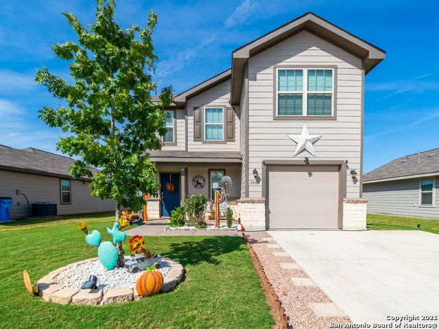 2440 Ranger Pass, Seguin, TX 78155 (MLS #1561326) :: BHGRE HomeCity San Antonio