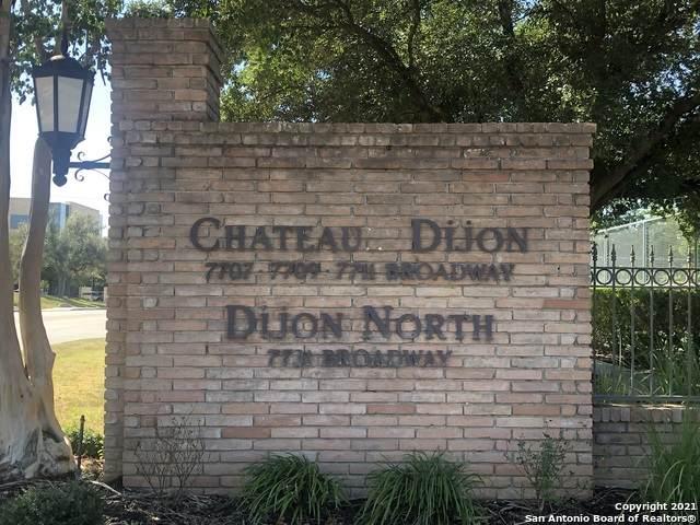 7731 Broadway St D115, San Antonio, TX 78209 (MLS #1561353) :: Beth Ann Falcon Real Estate
