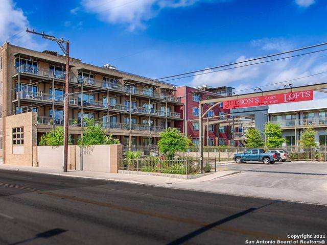 831 S Flores St #2410, San Antonio, TX 78204 (MLS #1561453) :: The Gradiz Group