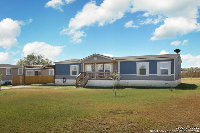163 Las Palomas Dr, Lytle, TX 78052 (MLS #1561464) :: Alexis Weigand Real Estate Group