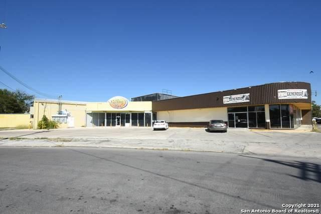 3905 San Pedro Ave, San Antonio, TX 78212 (MLS #1561602) :: The Glover Homes & Land Group