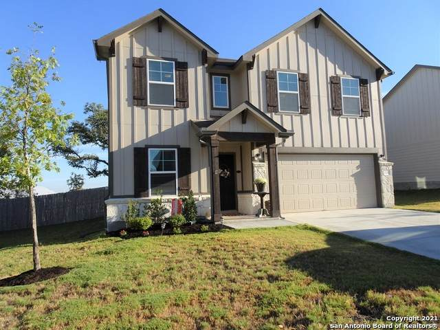 331 Salz Way, San Antonio, TX 78260 (MLS #1561996) :: The Glover Homes & Land Group