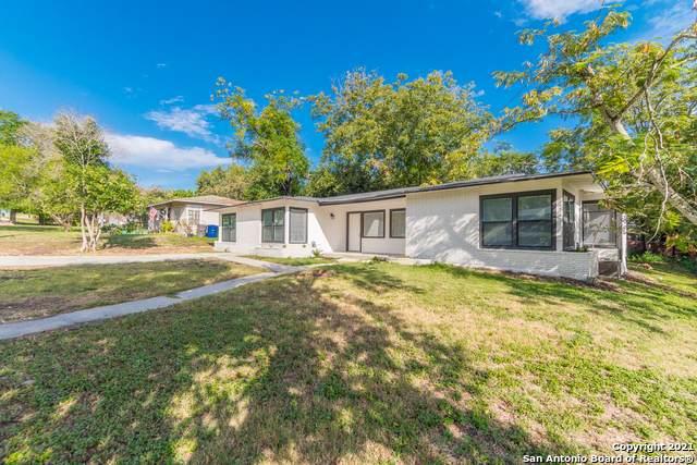 821 Rittiman Rd, San Antonio, TX 78209 (MLS #1562453) :: Carter Fine Homes - Keller Williams Heritage