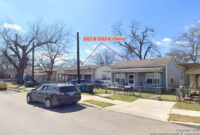 1021 N Cherry, San Antonio, TX 78202 (MLS #1562583) :: Concierge Realty of SA