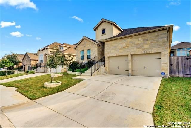 2051 Hardee Pass, San Antonio, TX 78253 (MLS #1562674) :: Beth Ann Falcon Real Estate