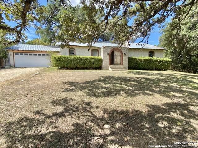881-891 N Hwy 173, Bandera, TX 78003 (MLS #1563065) :: Alexis Weigand Real Estate Group