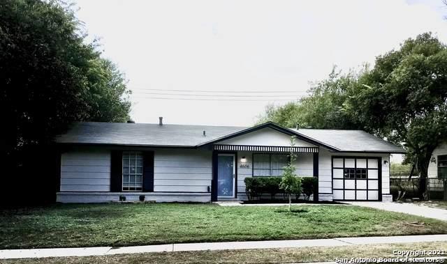4606 Amistad, San Antonio, TX 78233 (MLS #1563075) :: The Lopez Group