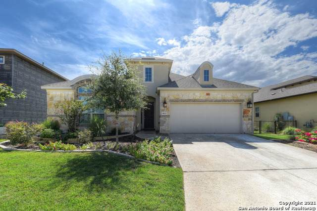 4622 Makayla Cross, San Antonio, TX 78261 (MLS #1563396) :: Carter Fine Homes - Keller Williams Heritage