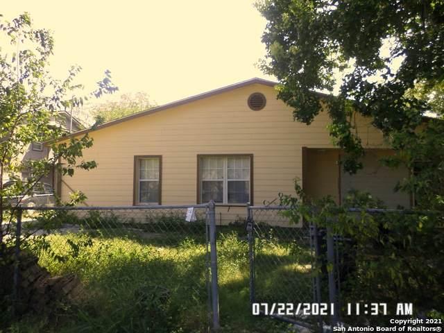 422 W Vestal Pl, San Antonio, TX 78221 (MLS #1563459) :: Countdown Realty Team