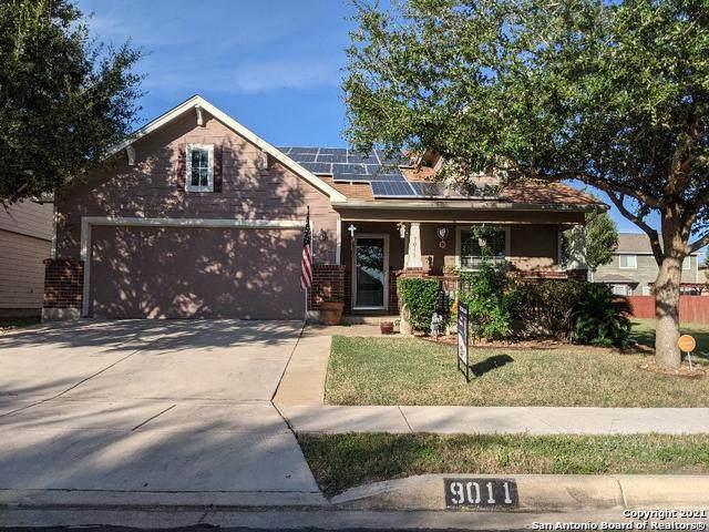 9011 Arabian King, Converse, TX 78109 (MLS #1564208) :: Carter Fine Homes - Keller Williams Heritage