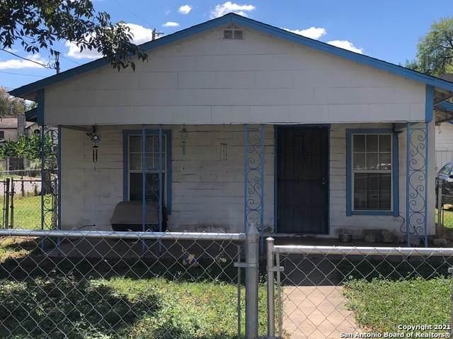 1302 W Hutchins Pl, San Antonio, TX 78221 (MLS #1565041) :: Beth Ann Falcon Real Estate
