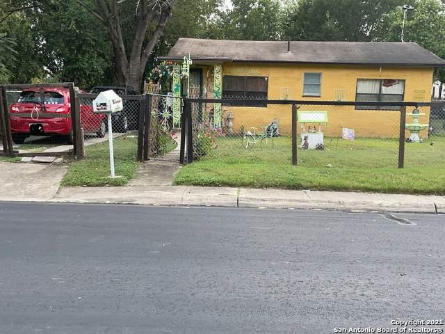 114 Ferris Ave, San Antonio, TX 78220 (MLS #1565283) :: Real Estate by Design