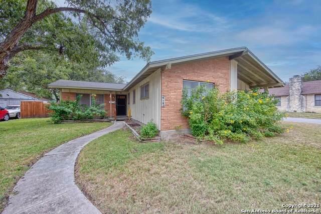 919 Vanderbilt St, San Antonio, TX 78210 (MLS #1565444) :: Concierge Realty of SA