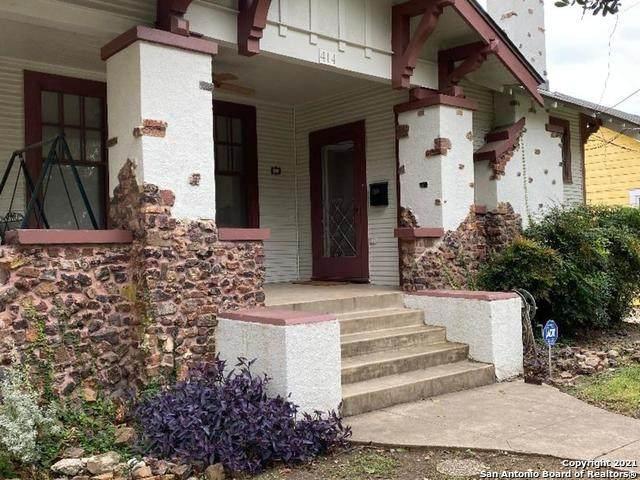 414 E Magnolia Ave, San Antonio, TX 78212 (MLS #1565475) :: Concierge Realty of SA