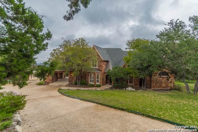 7502 Rocking Horse Ln, Fair Oaks Ranch, TX 78015 (MLS #1565786) :: The Gradiz Group