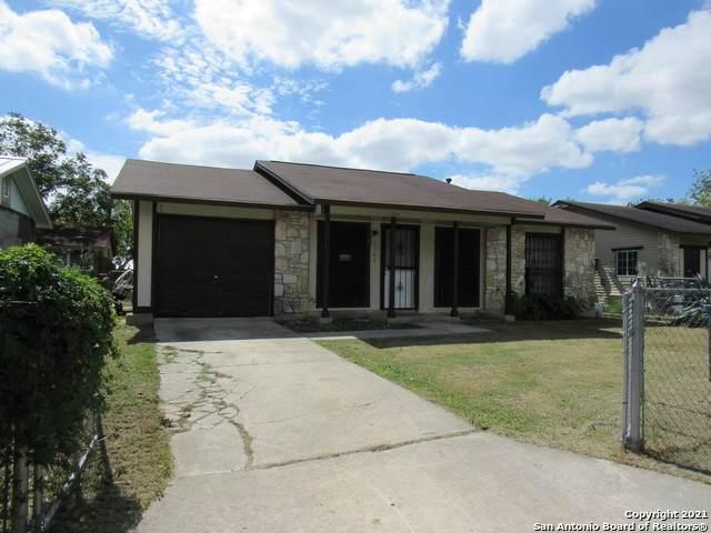 5342 Diamond Cove, San Antonio, TX 78242 (MLS #1566424) :: Concierge Realty of SA