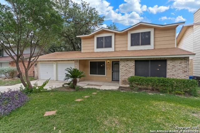 8606 Timberbriar St, San Antonio, TX 78250 (MLS #1566699) :: Santos and Sandberg