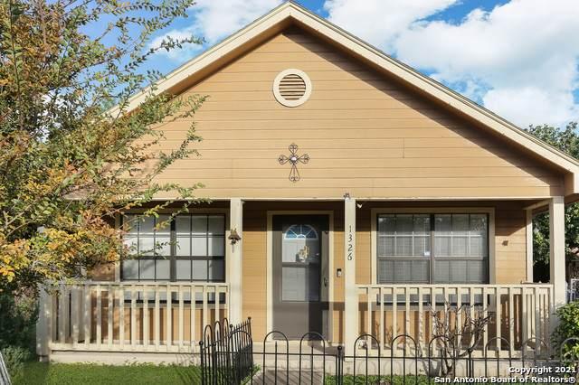 1326 Hortencia Ave, San Antonio, TX 78228 (MLS #1567069) :: 2Halls Property Team | Berkshire Hathaway HomeServices PenFed Realty
