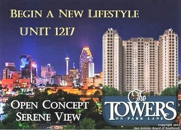 1 Towers Park Ln #1217, San Antonio, TX 78209 (MLS #1567226) :: The Mullen Group | RE/MAX Access