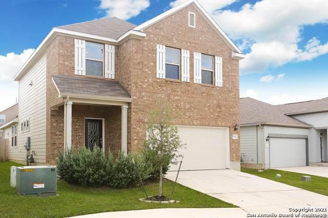 5834 Pin Pt, San Antonio, TX 78266 (MLS #1567327) :: Beth Ann Falcon Real Estate