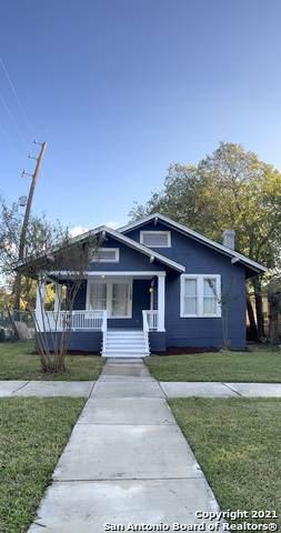 1102 W Summit Ave, San Antonio, TX 78201 (MLS #1568017) :: The Castillo Group