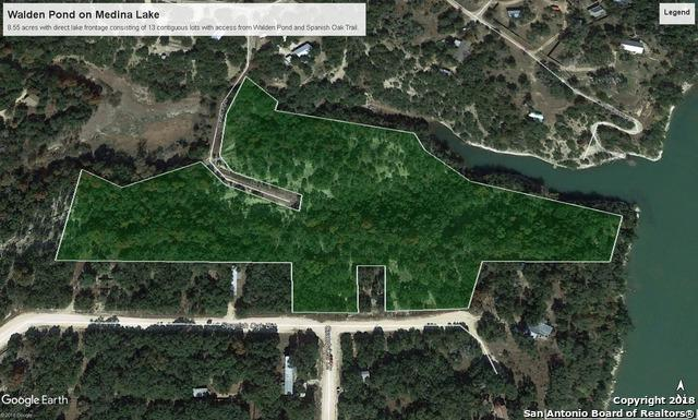 13 LOTS Walden Pond And Spanish Oak Trail, Bandera, TX 78003 (MLS #1172286) :: Alexis Weigand Real Estate Group
