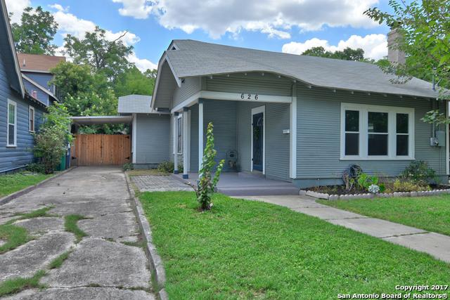 626 W Gramercy Pl, San Antonio, TX 78212 (MLS #1242555) :: Exquisite Properties, LLC
