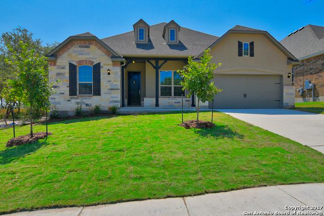 443 Whistlers Way, Spring Branch, TX 78070 (MLS #1249402) :: Exquisite Properties, LLC