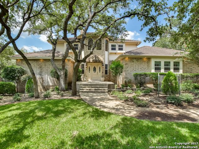 105 Tuscarora Trl, Shavano Park, TX 78231 (MLS #1258403) :: Ultimate Real Estate Services