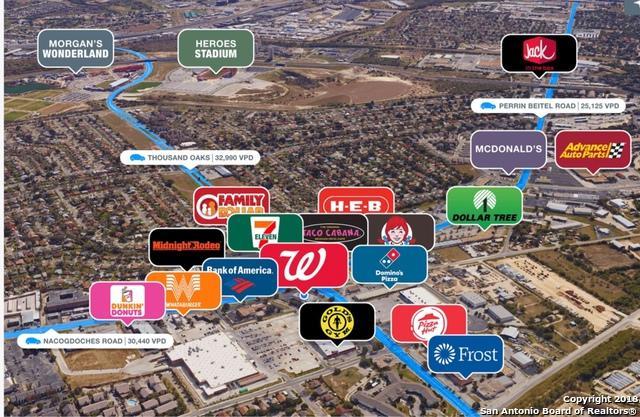 4500 Thousand Oaks, San Antonio, TX 78233 (MLS #1265045) :: Tom White Group