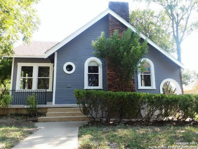 414 W Rosewood Ave, San Antonio, TX 78212 (MLS #1265827) :: Exquisite Properties, LLC