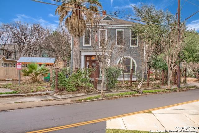 1410 S Presa St, San Antonio, TX 78210 (MLS #1274744) :: The Castillo Group
